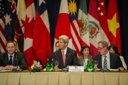 Obama and the Trans-Pacific Partnership