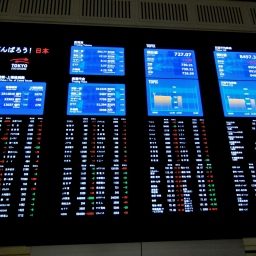 Downturn in Japan: Who Benefits?
