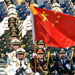 The Dual Mentality of Chinese Military Nationalism
