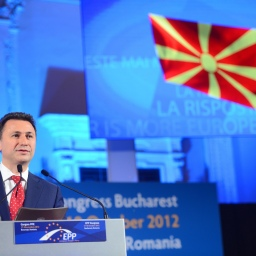 Written Out of History: Macedonia's Nationalist Rhetoric and the Oppression of Ethnic Albanians