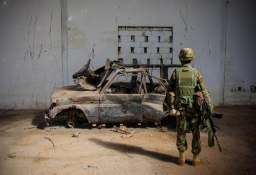 A Military Policy Failure in the Greater Horn of Africa