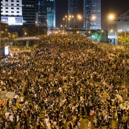 Divided and Confused, Hong Kong's Democracy Movement is Perplexed by Violence